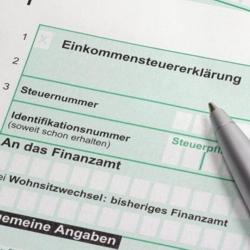 Steuererklärung und Finanzbuchhaltung